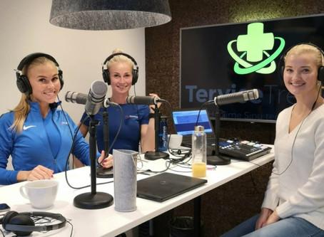 Podcast nr 2 - Tervislik toitumine!