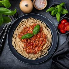 Õhtune spaghetti bolognese