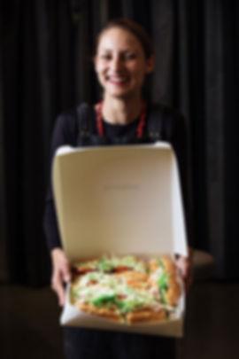 Mason Dixon American Sandwich Bar Catering- a Box of Hoagies