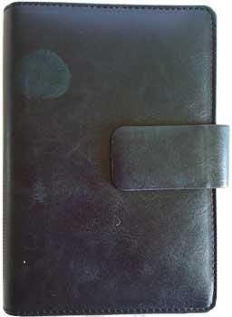 Black Datebook