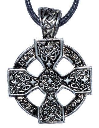 Celtic Cross amulet