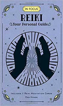 Reiki, your Personal Guide (hc) by Des Hynes
