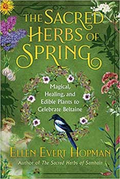 Sacred Herbs of Spring by Ellen Evert Hopman