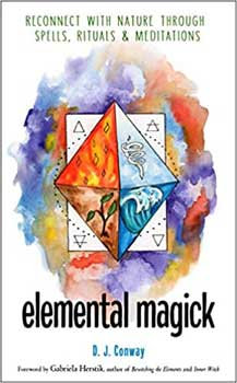 Elemental Magick by D J Conway