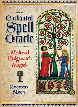 Enchanted Spell oracle by Priestess Moon