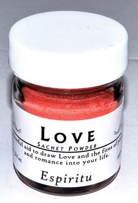3/4oz Love sachet powder