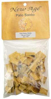 Palo Santo chips smudge 1oz