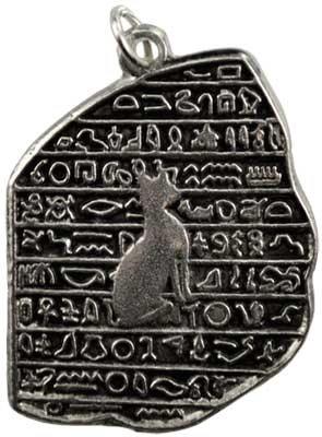 Rosetta stone amulet