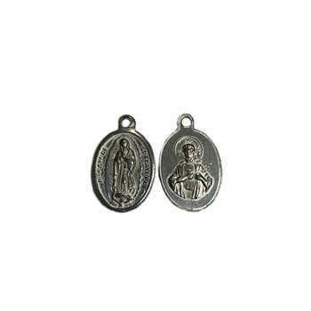 Our Lady of Guadalupe amulet