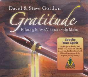 CD: Gratitude by David & Steve Gordon