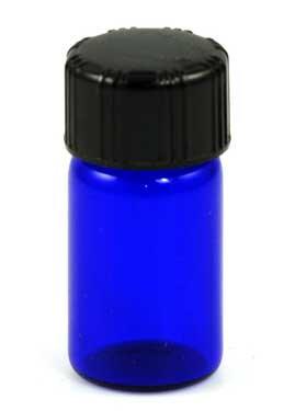 Blue Bottle, Round 5/8 Dram
