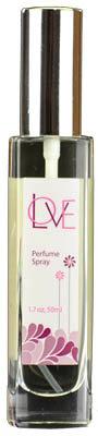 1.7 ounce Love spray Auric Blends