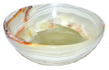 """4"""" Onyx bowl"""