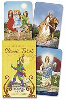 Classic Tarot Mini by Barbara Moore