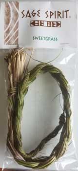 "Sweetgrass Braid 18"""
