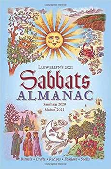 2021 Sabbats Almanac by Llewellyn