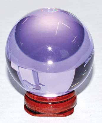 50mm Alexandrite gazing ball