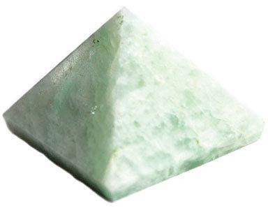 25-30mm Amazonite pyramid