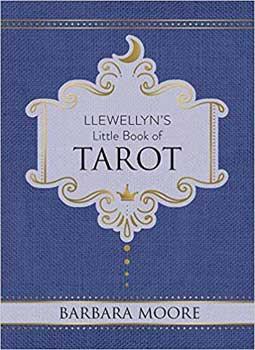 Llewellyn's little book Tarot (hc) by Barbara Moore