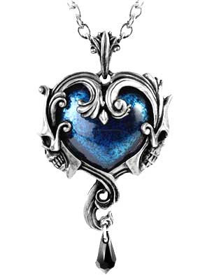 Midnight Love pendant