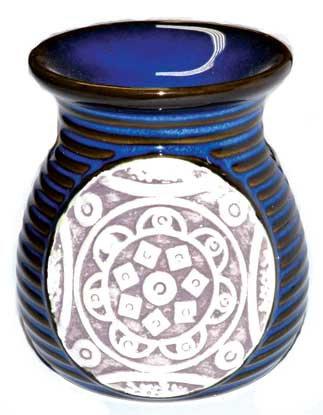 """4"""" Ethnic Symbols oil diffuser"""
