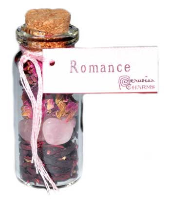 Romance Pocket Spellbottle