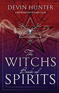Witch's Book of Spirits by Devin Hunter