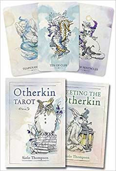 Otherkin Tarot (deck & book) by Siolo Thompson