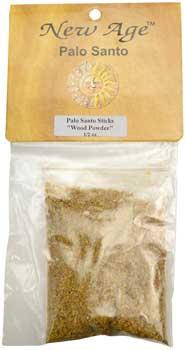 Palo Santo powder smudge 1/2oz