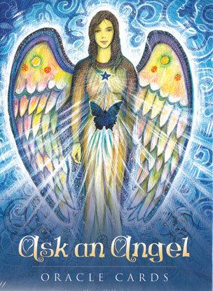 Ask an Angel oracle by Salerno & Mellado