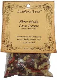 28g Abra Melin (french) Lailokens Awen incense