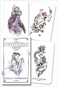 Linestrider Tarot Mini by Siolo Thompson