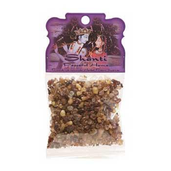 1.2oz Shanti resin incense