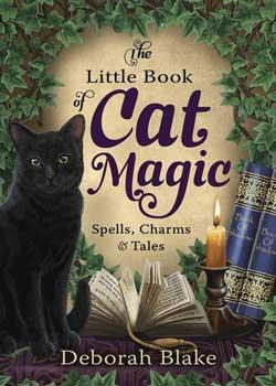 Little Book of Cat Magic by Deborah Blake