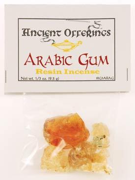 Arabic Gum 1/3oz