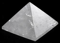 25-30mm Quartz pyramid