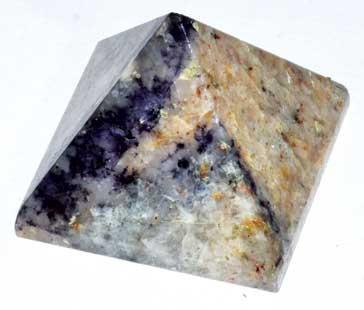 25-30mm Tiffany Stone pyramid