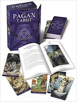 Pagan Tarot (deck & book) by Gina Pace