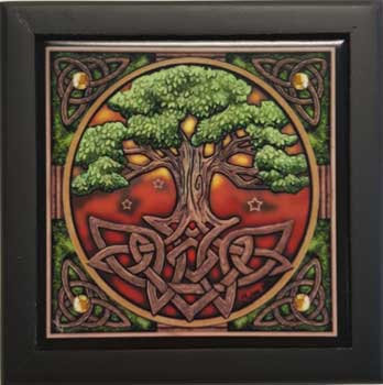 "5"" x 5"" Tree of Life box"