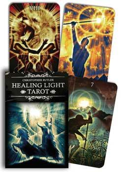 Healing Light tarot by Christopher Butler