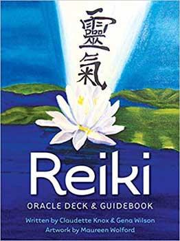Reiki Oracle deck by Knox & Wilson