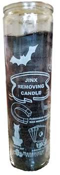 Jinx Removing 7-day jar candle