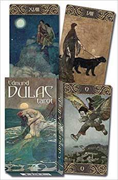 Edmund Dulac tarot by Edmund Dulac