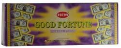 Good Fortune HEM stick 20 pack