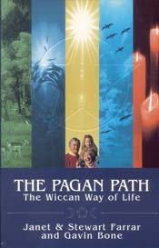 Pagan Path by Farrrar, Farrar & Bone