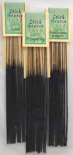 13 pack Egyptian Musk stick incense