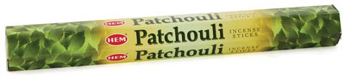 Patchouli HEM stick 20 pack