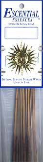 Lavender escential essences incense sticks 16 pack