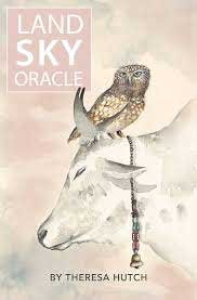 Land Sky oracle by Theresa Hitch