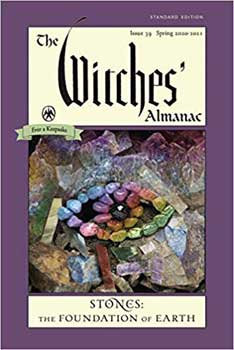 Witches' Almanac Spring 2020 to Spring 2021 (12/1/19)